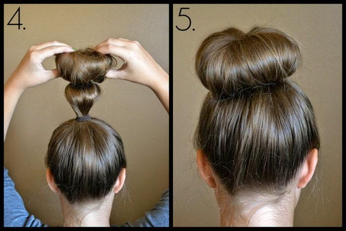 Superb 12 Quick Sock Bun Hairstyles To Create Your Magnetic Image Short Hairstyles Gunalazisus