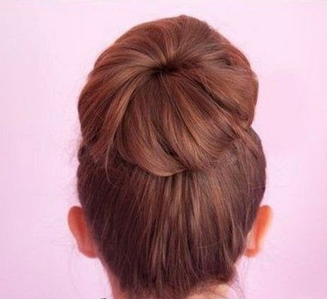 Excellent 12 Quick Sock Bun Hairstyles To Create Your Magnetic Image Hairstyles For Women Draintrainus
