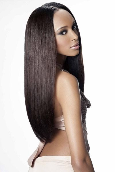 Straight Weave Hairstyles 1 Min