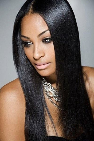 Astounding 20 Exclusive Weave Hairstyle Ideas For Straight Hair Short Hairstyles For Black Women Fulllsitofus