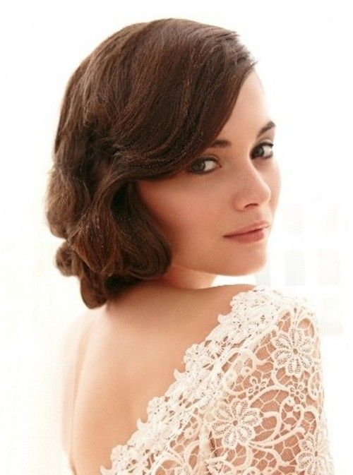 vintage wedding hairstyles for women 4-min