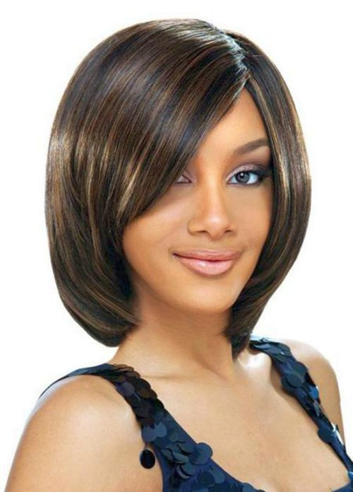 Fine 40 Brilliant Weave Bob Hairstyles To Go Against The Current Short Hairstyles For Black Women Fulllsitofus