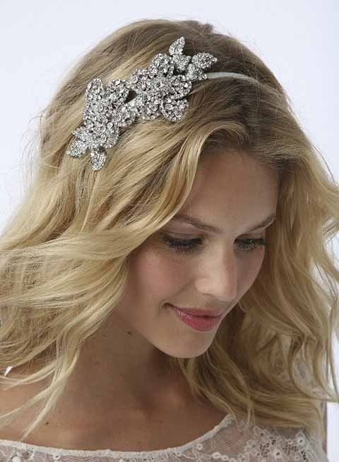 25 unique wedding hairstyles for beautiful brides with