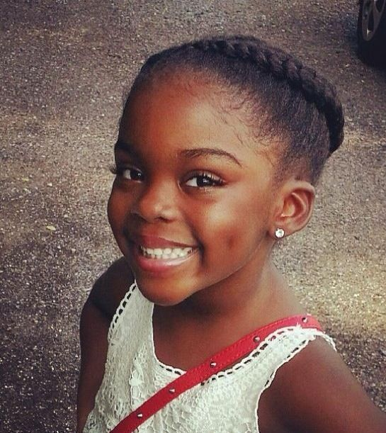 101 Angelic Hairstyles For Little Black Girls March 2019