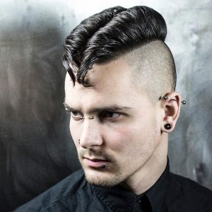 Superb 25 Greaser Hairstyles For Men From 195039S Hairstylecamp Short Hairstyles Gunalazisus