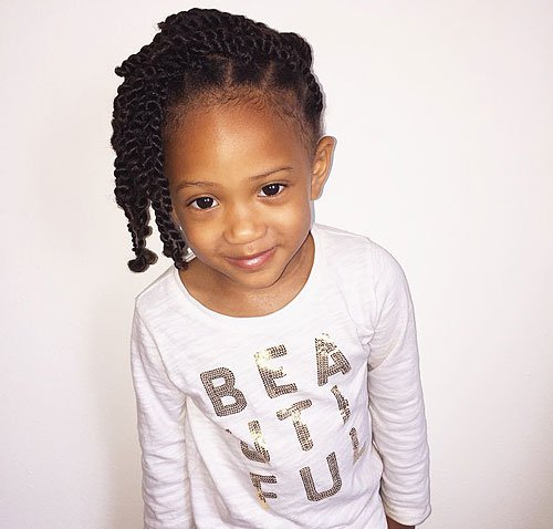 Pleasant 23 Angelic Hairstyles For Little Black Girls Hairstyle Inspiration Daily Dogsangcom