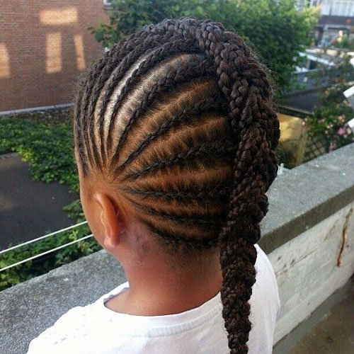 15 Angelic Hairstyles for Little Black Girls