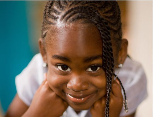 23 angelic hairstyles for little black girls