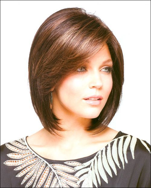graduated hairstyles for women