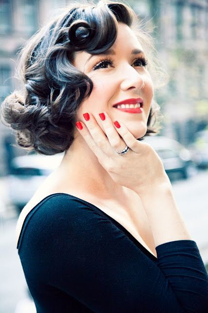 50 Easy Vintage Hairstyles For Glamourous Women Hairstylecamp
