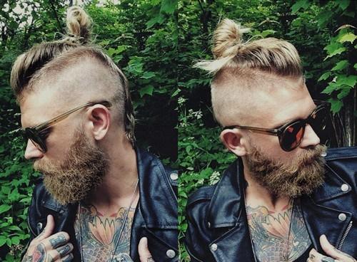 60 Awe Inspiring Mohawk Fohawk Fade Hairstyles For Men