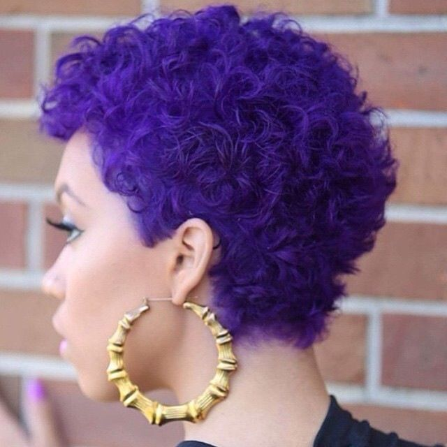 101 Boldest Short Curly Hairstyles For Black Women 2018