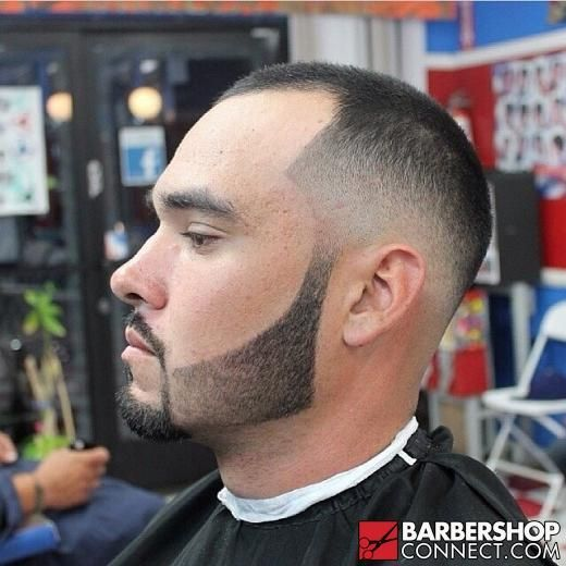 Terrific Taper Fade Haircuts Beard Hairstylecamp