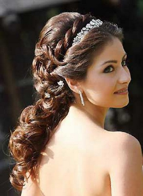 Strange 25 Quinceanera Hairstyles You Always Dreamed Of Hairstyles For Men Maxibearus
