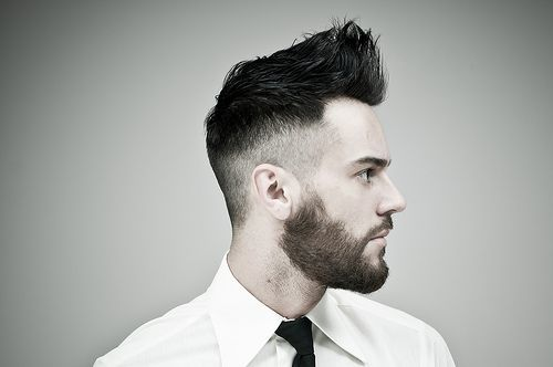 40 Robust Faded Beard Amp Hairstyle Ideas For Men