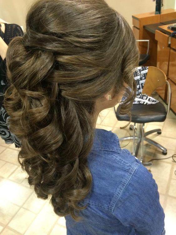 Phenomenal 25 Quinceanera Hairstyles You Always Dreamed Of Short Hairstyles Gunalazisus