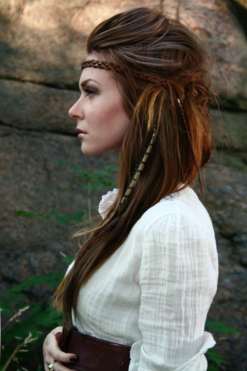 25 Best Bohemian Hairstyles for Every Girl – HairstyleCamp