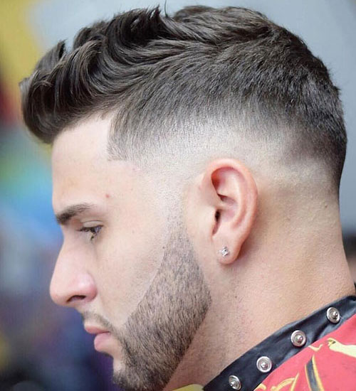40 Robust Faded Beard Hairstyle Ideas For Men