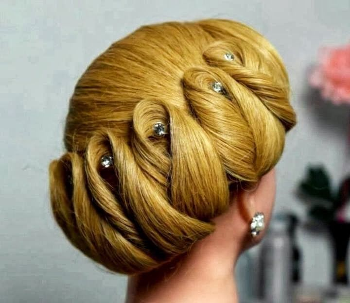 most favorite Professional dance hairstyle