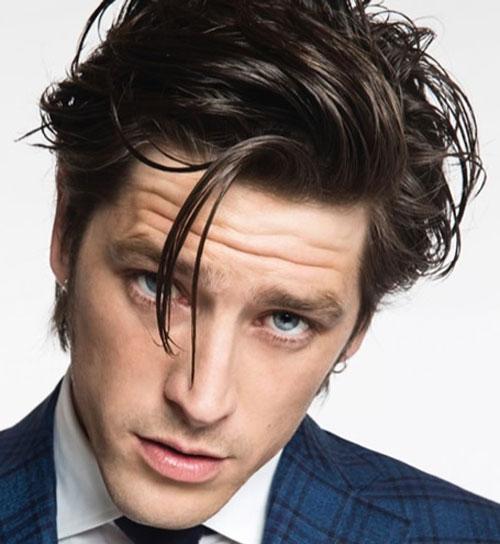 22 Inspiring Men\'s Medium Hairstyles You Should Try