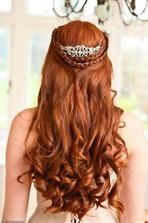 nice Braid extravaganza hairstyle