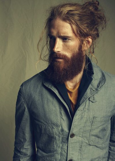 favorite High ponytail hairstyle for men