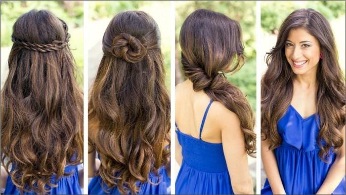 Runaround Long Braided Hairdos