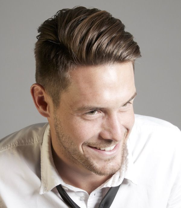 Long Top & Short Sides - 30 Exclusive Men's Hairstyles