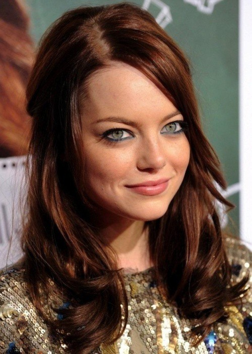 20 Flattering Auburn Brown Hair Color Concepts