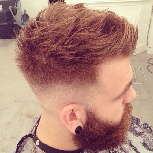 12 modern fohawk styles that will be popular in 2017 high fade fohawk hasnt gone out of style for ages and 2017 wont be an exception this is a good option for guys with straight hair that would like to give urmus Gallery