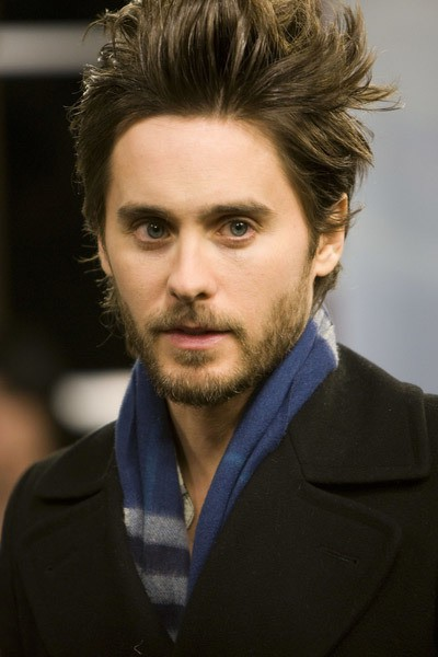 Bouncy Haircut for Jared Leto
