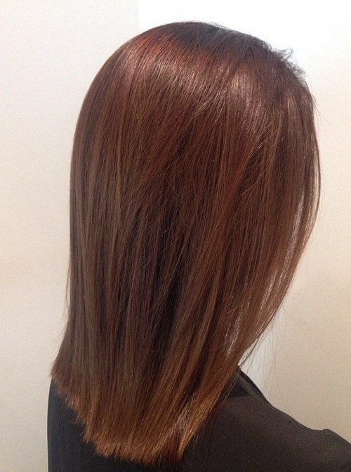 50 Chestnut Brown Hair Colors You Want To Plagiarize