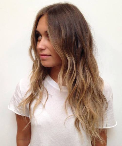 20 Exceptional Balayage Ombre Hair Color Combos 2017