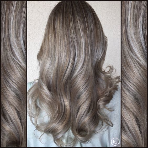 Hair Colors Inspiration For You Using Amazing Smokey Blue Color