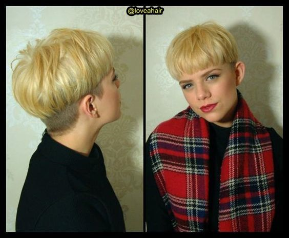 25 Mushroom Haircuts For Girls To Freshen Up Look 2018
