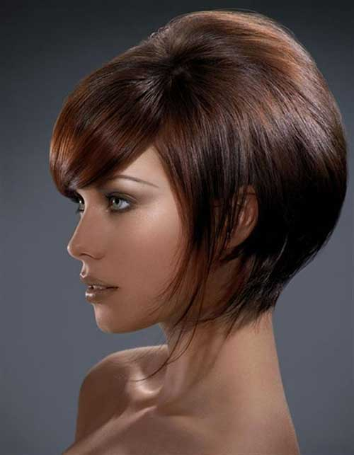 21 Radiant Short Hairstyles For Heart Shaped Faces