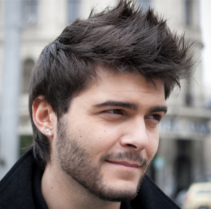 Brilliant 60 Distinctive Hairstyles For Men With Round Faces Natural Hairstyles Runnerswayorg