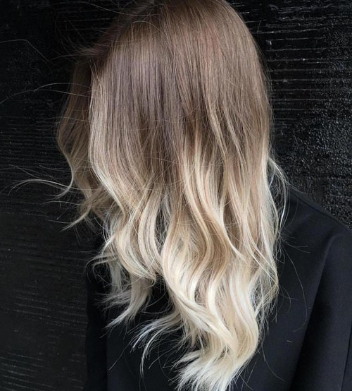 shades of blonde hair color ideas
