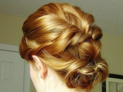 best mixed braid hairdos short hairstyle