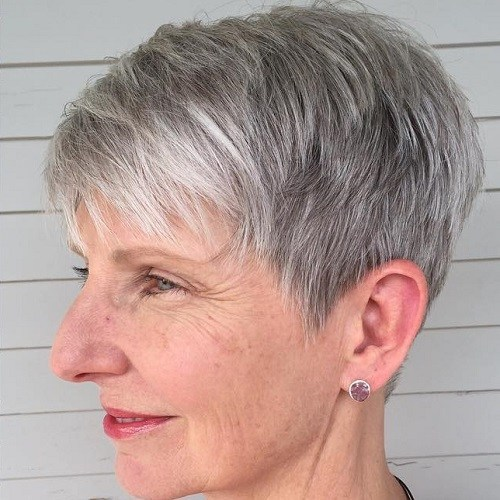 50 Age Defying Hairstyles For Women Over 60 Hairstylecamp