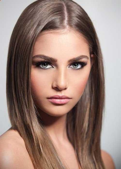 Sleek Wavy Dark Blonde Ombre Blondehair Brunette