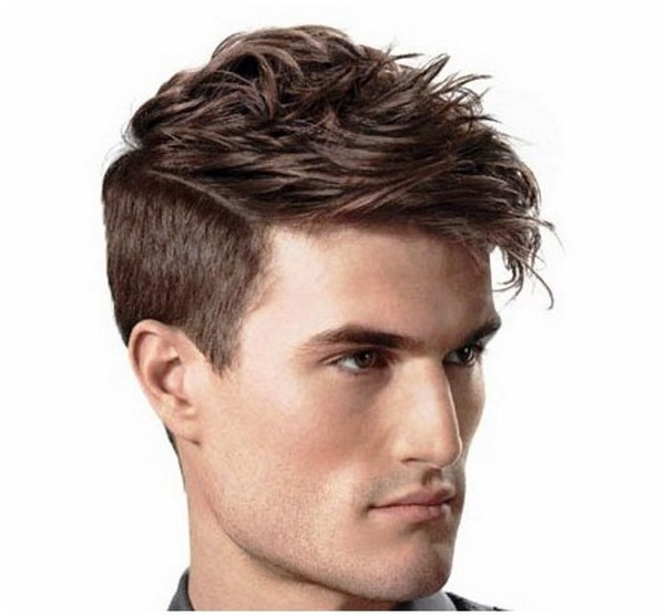 While Fades Are Interesting, Undercuts Are As Easy To Make And To Maintain.  You Can Choose The Length Of The Hair On The Sides As Well As The Top Mane.