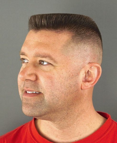 flat top haircut styles 50 modern flat top haircuts for try the 2017 trend 3869