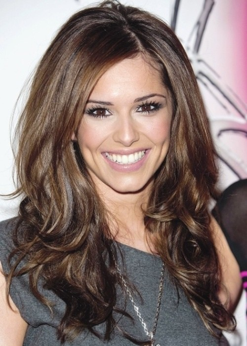 chestnut brown hair for cute girls