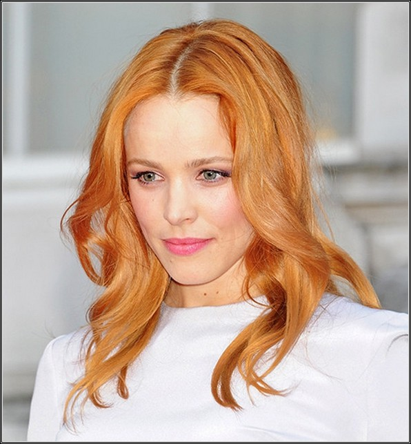 Framing Curls Strawberry Blonde Hair you love