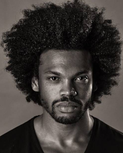 10 Totally Rad Long Hairstyles For Black Men Hairstylecamp