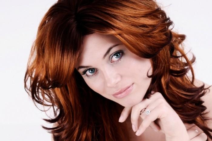 50 Splendid Mahogany Hair Colors for Any Woman