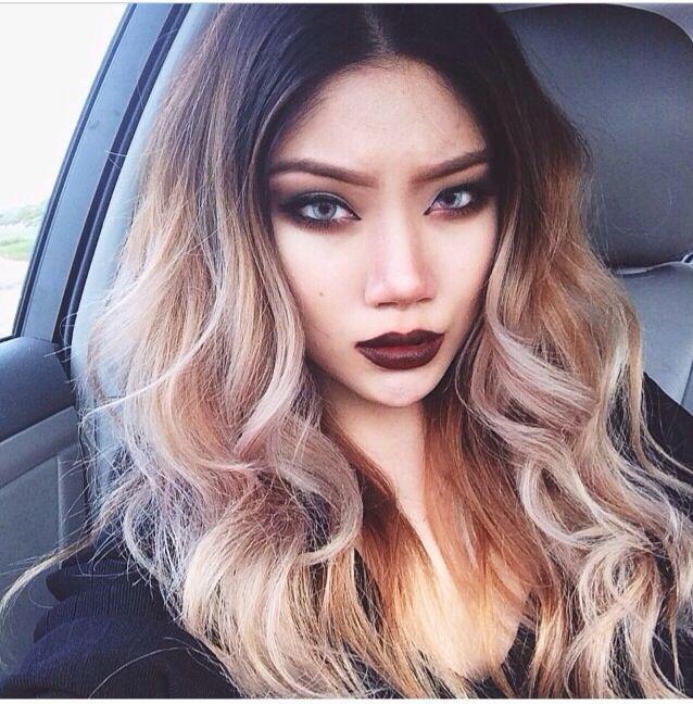 pron-hair-bottom-black-top-blonde