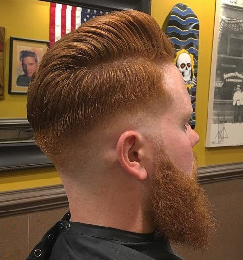 50 Best Shaved Sides Haircuts Thatll Make You Look Great 2019