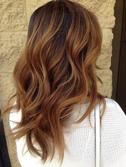 50 Simple Fresh Chestnut Hair Color Ideas 2018